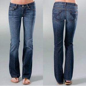 7 for all Mankind Flynt Bootcut Jeans